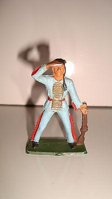 Figurine Figur Starlux Indien N°106 (5,5x3,5cm)