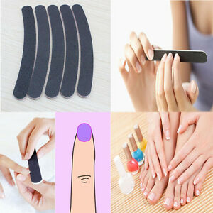 10pcs Maniku00fcre Nagelfeile Nagel Feilen Polieren Werkzeug Vor Nagellack Auftragen | EBay