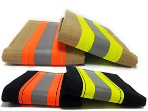 Firefighter-Wallet-Original-Reflective-Turnout-Fabric-Portefeuille-Pompier