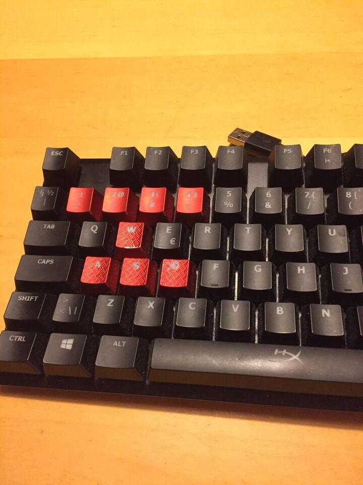Tastatur, Hyper X, God