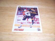 Ron Sutter, Center, Captain Philadelphia Flyers, 91/92 Upper Deck, Card #309