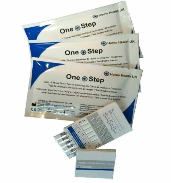 Home Health UK Drug 6 Panel Test Kits
