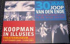 Advertising Events Koopman in Illusies 30Jaar Joop van den Ende- unposted