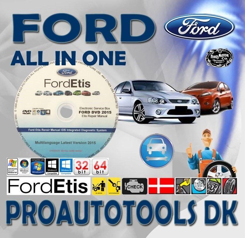 Ford ETIS, Reparations Service – dba dk – Køb og Salg af Nyt