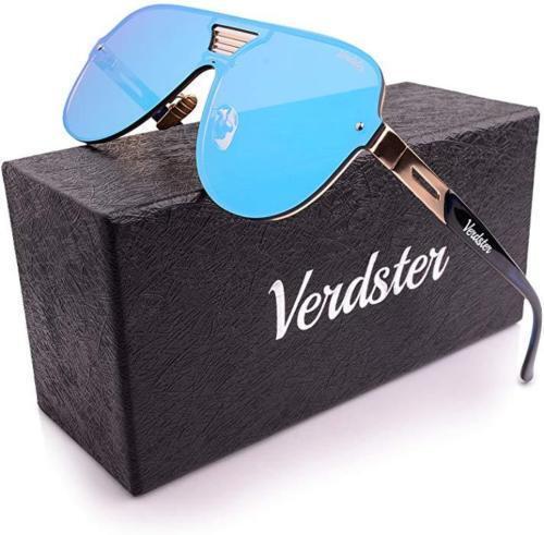 specchio Tourdepro Casual Lenti A da Occhiali per a uomo alla Verdster sole personalizzate moda XBnPnv