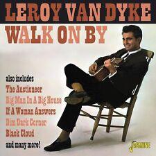 Leroy Van Dyke - Walk on By [New CD] UK - Import