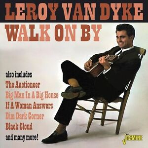 Leroy-Van-Dyke-Walk-on-By-New-CD-UK-Import