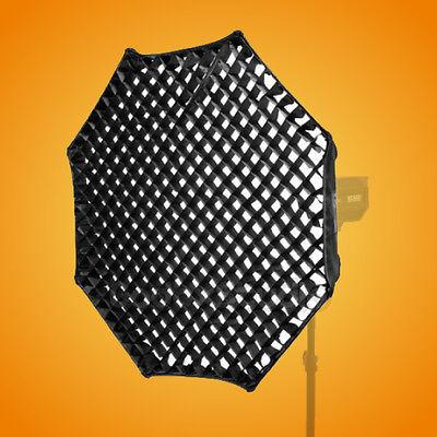 "Godox Octagon 37"" 95cm Grid Honeycomb Softbox Bowens Mount Speedring"