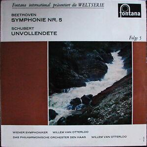 Van-OTTERLOO-Symphonien-BEETHOVEN-034-Nr-5-034-amp-SCHUBERT-034-Nr-8-034-NM