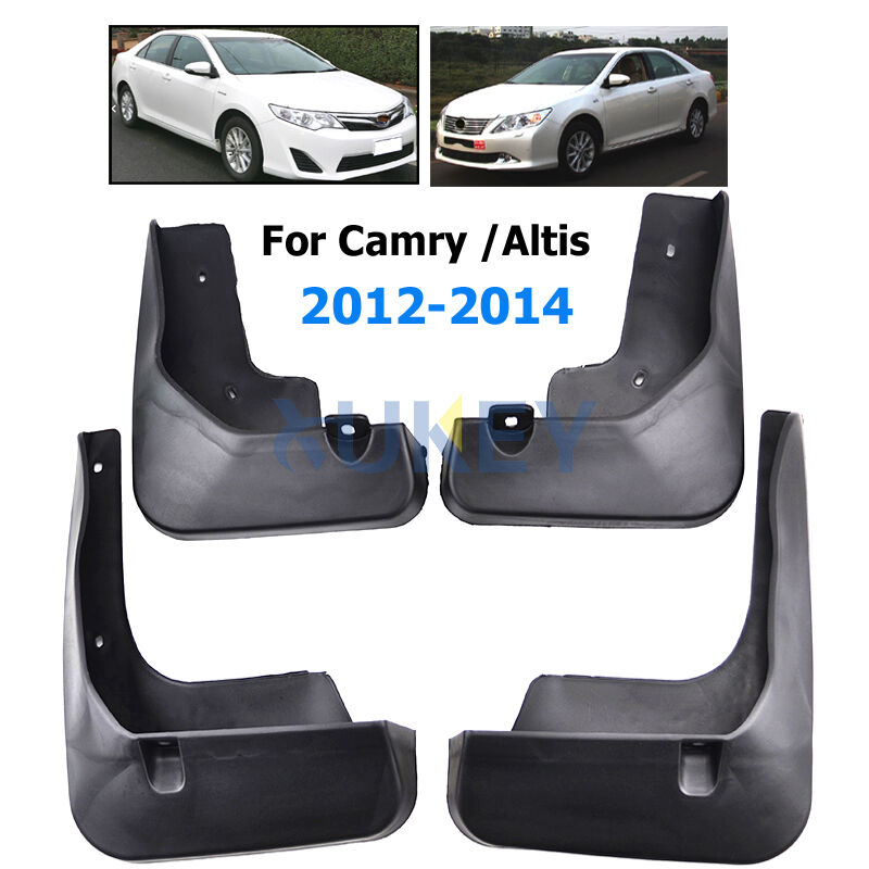 OE Front Rear Fender Splash Mud Guards Flaps Fit 2007-2011 Toyota Camry