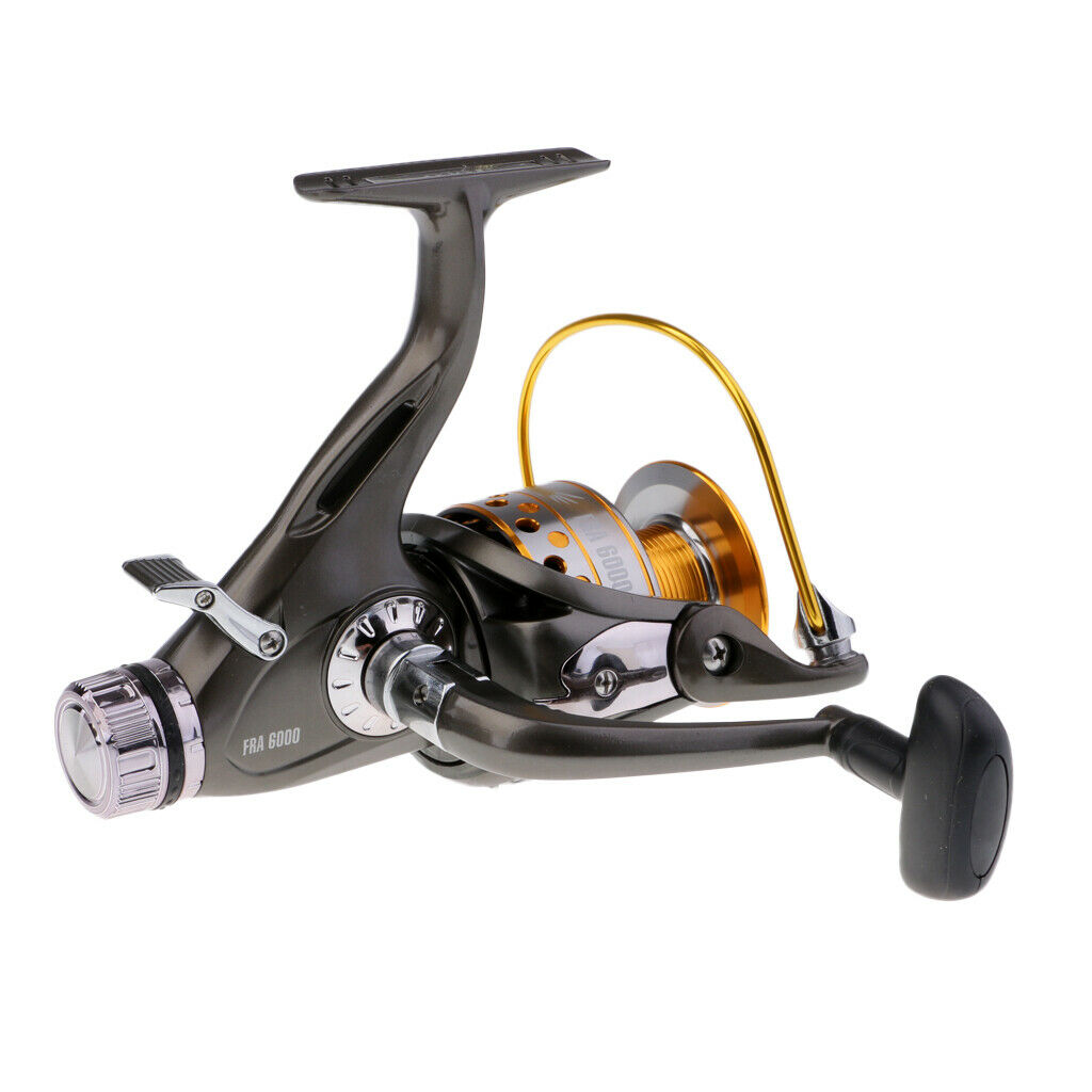 Fishing Reel Carp Spinning Reel Front and Rear Drag 91 BB Reel Accessories