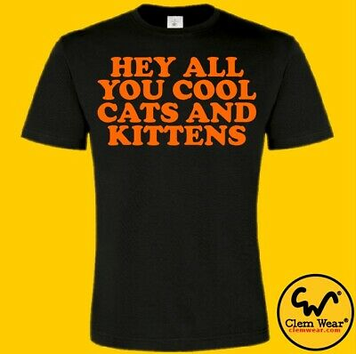 Funny Tiger King Shirt Unisex Tee Hey All You Cool Cats And Kittens Tiger Shirt Joe Exotic Shirt Carole Did It Tiger King Shirt