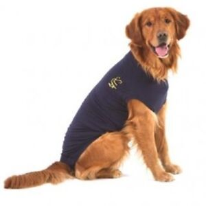 6f48dd19ad07 Medical Pet Shirts Dark Blue XSmall Dog Protection after Surgery or ...