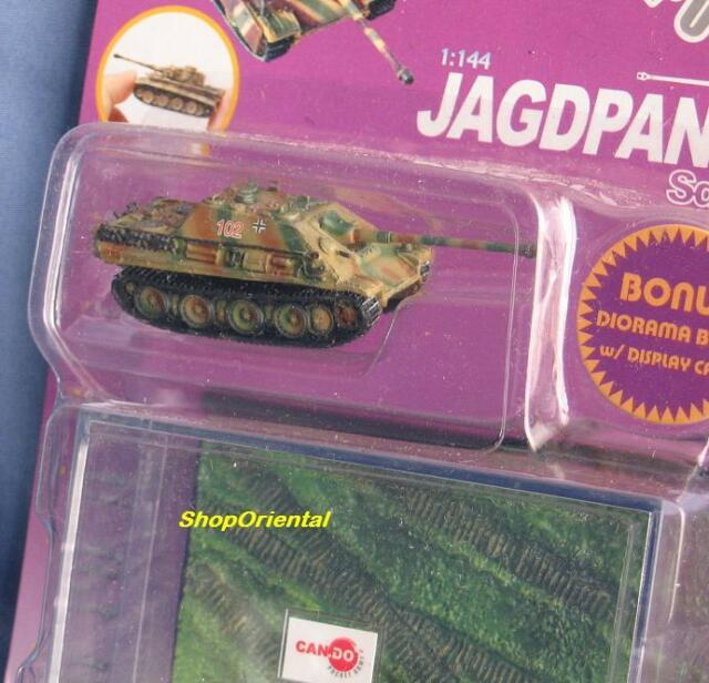 #102 Ardennes 1944 #20019-D Dragon Can.Do 1//144 German Sd.Kfz.173 Jagdpanther