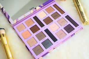 How To Use The Tarte Rainforest Of Sea Wipeout Color Correcting Palette Français
