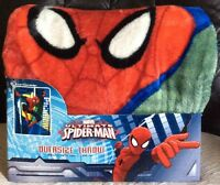 Spiderman Ultimate Oversize Throw Blanket 78 X 59 Inches Free Shipping