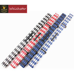 Luxury-3-4-Diamond-Patch-Design-Snooker-Pool-Round-Hard-Cue-Case-With-Belt