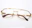 Vintage-Vittorio-Foscari-204-10-22Kt-Gold-Pilot-Eyeglasses-Optical-Frame-Lunette thumbnail 1