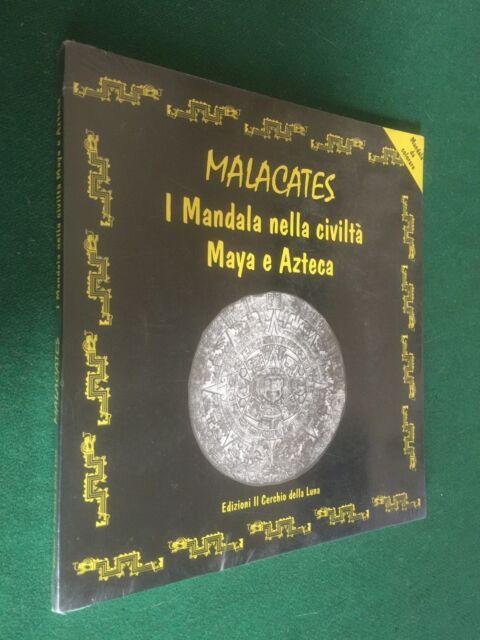 Elena MASSIDDA - MALACATES I MANDALA CIVILTA' MAYA AZTECA (1998) LIBRO NUOVO