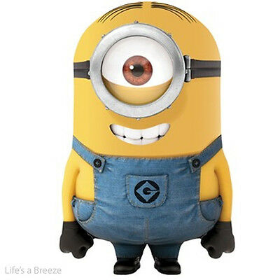 Despicable Me Minion Kites. Stuart. With handle And Kite Line. Licensed  Kite