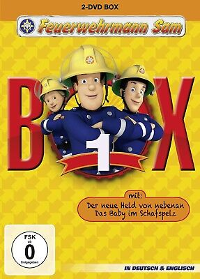 Feuerwehrmann Sam Staffel 1
