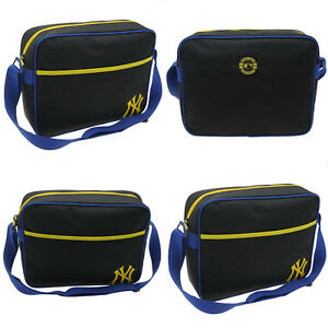 f5ced171f5 New York Yankees Flight Bag NEW Backpack Navy Yellow Back Pack ...