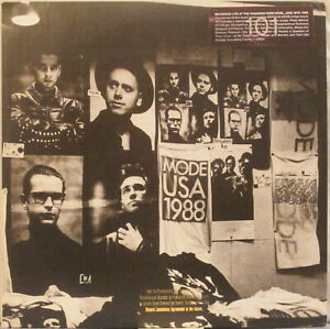 DEPECHE-MODE-101-2-LP-Set-w-Hype-Sticker-16-Page-Booklet-Promo-Copy