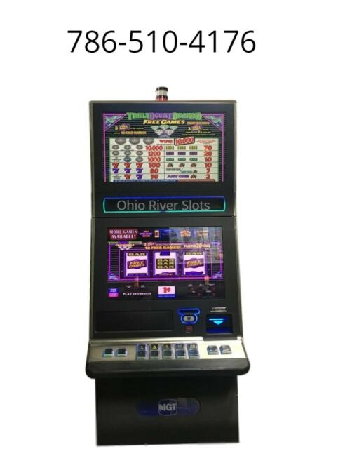 Igt 96438300 Triple Diamond Casino Gaming Coinless Slot Machine Parts For Sale Online Ebay