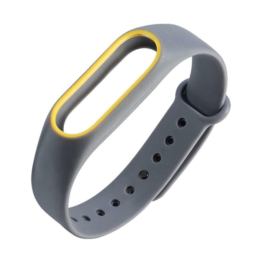 1# Grey Yellow Strap Only