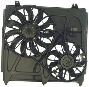 Engine-Cooling-Fan-Assembly-Dorman-620-729-fits-03-06-Kia-Sorento