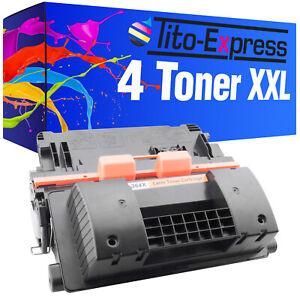 4x Toner PlatinumSerie für HP CC364X LaserJet P4015DN P4015N P4015TN P4015X P401