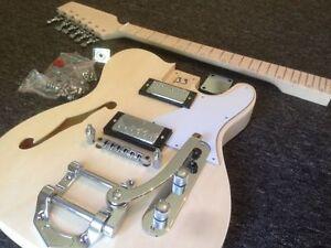 DIY-Guitar-Kit-Guitar-Kit-Slimline-Tele-F-Hole-Hollowbody-Bigsby