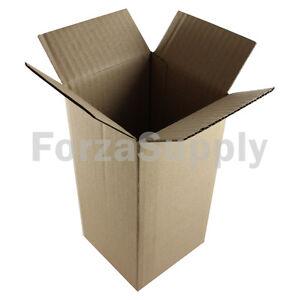 "100 4x4x8 ""EcoSwift"" Brand Cardboard Box Packing Mailing Shipping Corrugated"