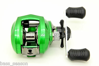 7BB 6.3:1 Baitcasting Right Fishing Reel Casting Reels Fishing Coil Line Roller