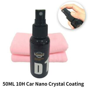 Car-10H-Ceramic-Coating-Anti-Scratch-Liquid-Nano-Paint-Hydrophobic-Polisher-50ML