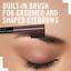 thumbnail 3 - RIMMEL London Eyebrow Pencil with Brush Comb *DARK BROWN / HAZEL / BLACK BROWN*