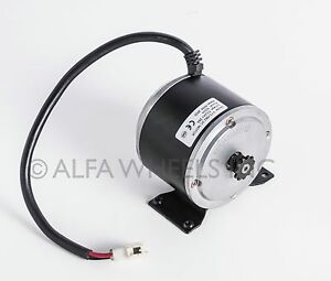 500 W 24 V Electric scooter Motor Currie XYD-6B2 for IZIP-450 or DIY projec