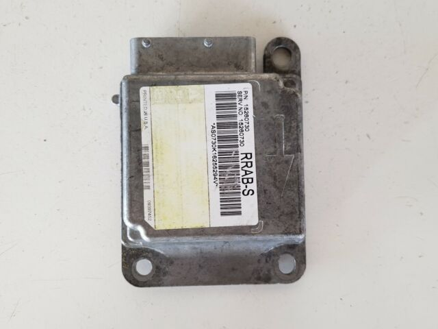 07 2007 Cobalt 25783915 SRS Safety Restraint System Control Module Unit
