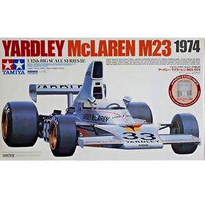 Tamiya 12049 Yardley Mclaren M23 1974 1/12