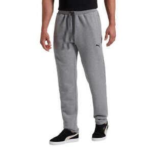 df394cde9253 Puma Men s Fleece Pant - Medium Gray Heather - Size  Medium B-9