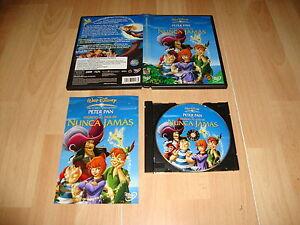 PETER-PAN-2-EN-REGRESO-AL-PAIS-DE-NUNCA-JAMAS-DE-WALT-DISNEY-EN-DVD-BUEN-ESTADO