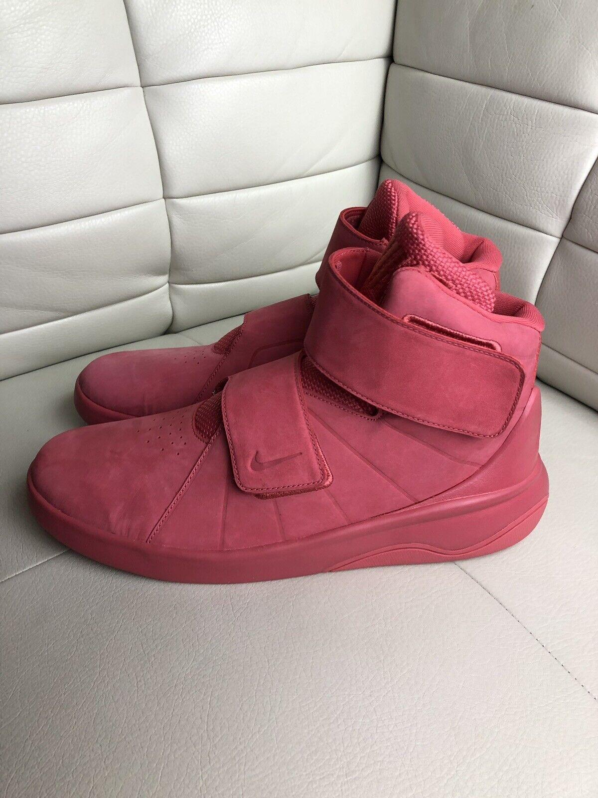 Nike Marxman Premium Terra Red Size 11.5