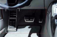 DSG Gas Brake Foot Pedal Cover For AUDI A4L S4 A5 A6L S6 Q5 S5 RS5 A7 A8L