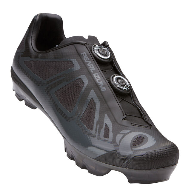 Pearl Izumi X-Project 1.0 MTB Carbon Cycling Schuhes Shadow Grau 40.5