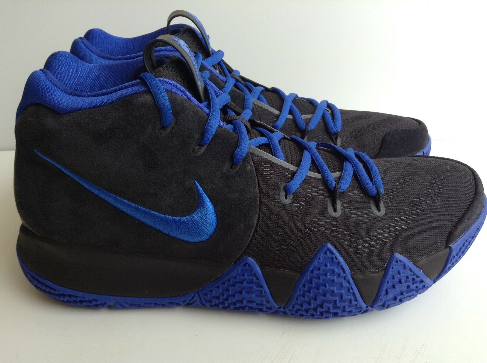 NIKE KYRIE 4 ID BLACK /ROYAL BLUE SUEDE MNS.SZ.11 (AR3867-991)