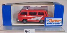 Roco 1/87 No.1463 VW T3 Bus Werks - Feuerwehr OVP #040