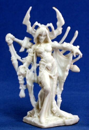 1 x REINE GOULE BONES REAPER figurine miniature ghoul queen mort vivant 77175