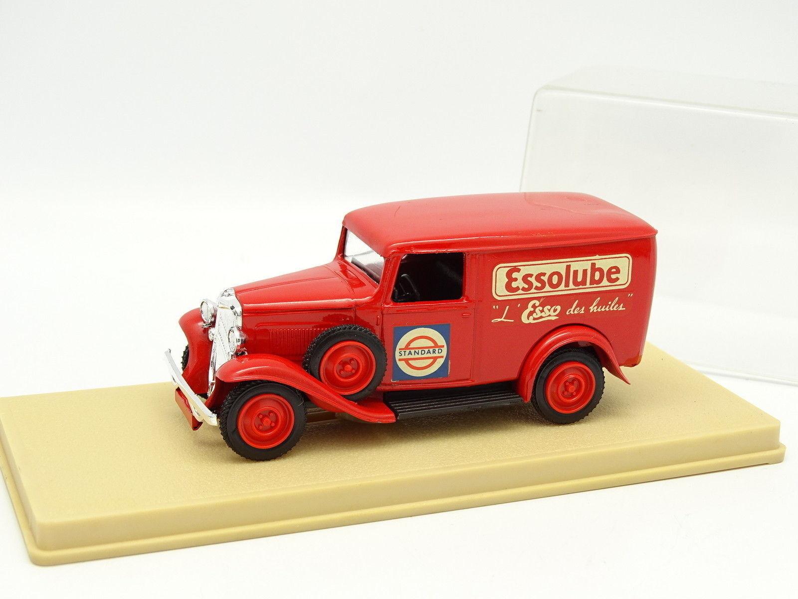 Eligor 1 43 - Citroen 500kg pinklie Esso Essolube