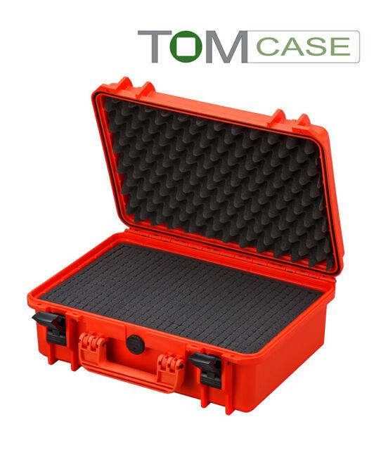 Outdoor Case 460x365x175, Fotokoffer Rasterschaum, Kamerakoffer wasserdicht IP67