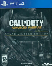 Call of Duty: Advanced Warfare Atlas Limited Edition PS4 New PlayStation 4, play